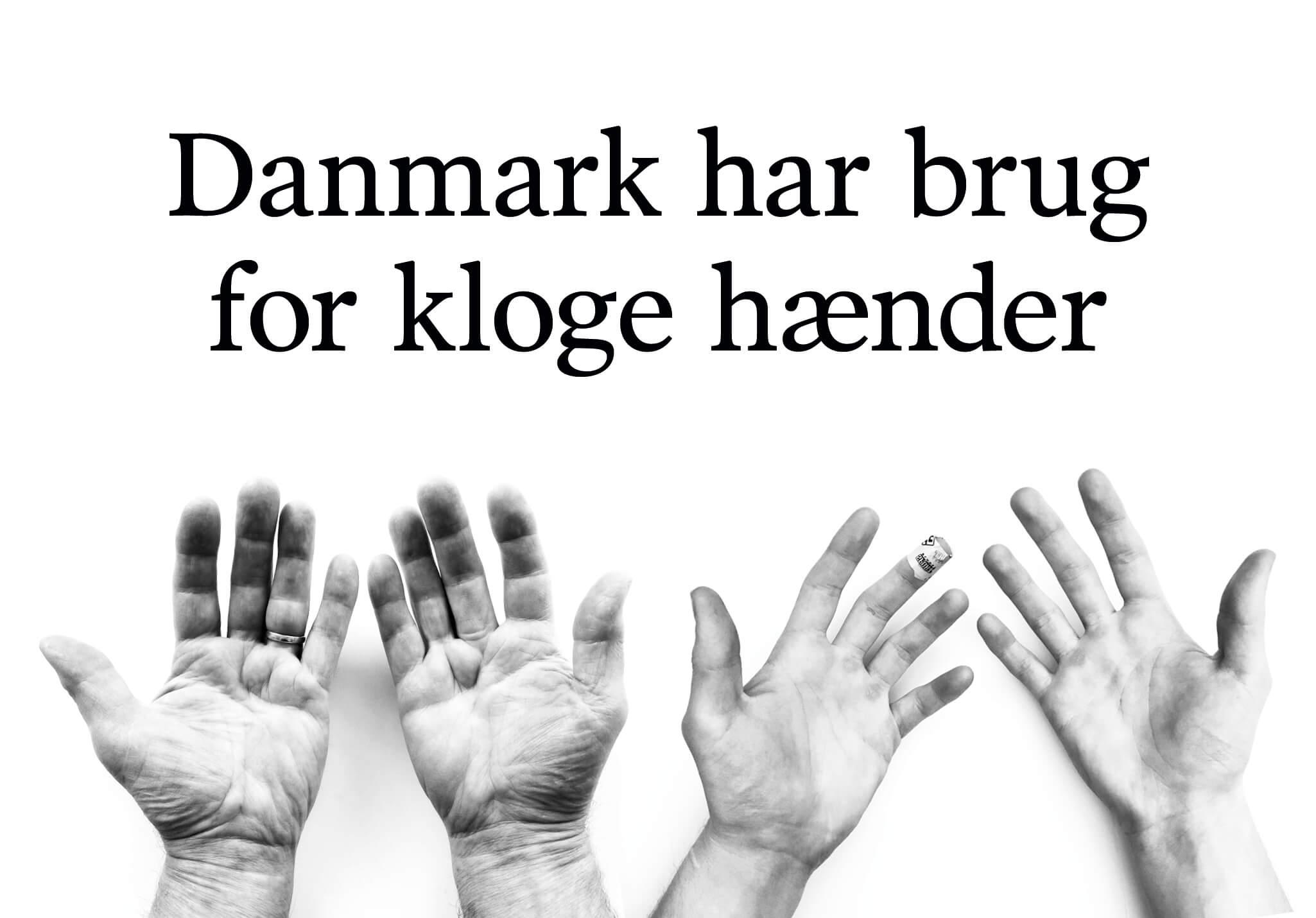 de kloge hænder